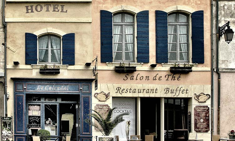 Restauración Hotelera