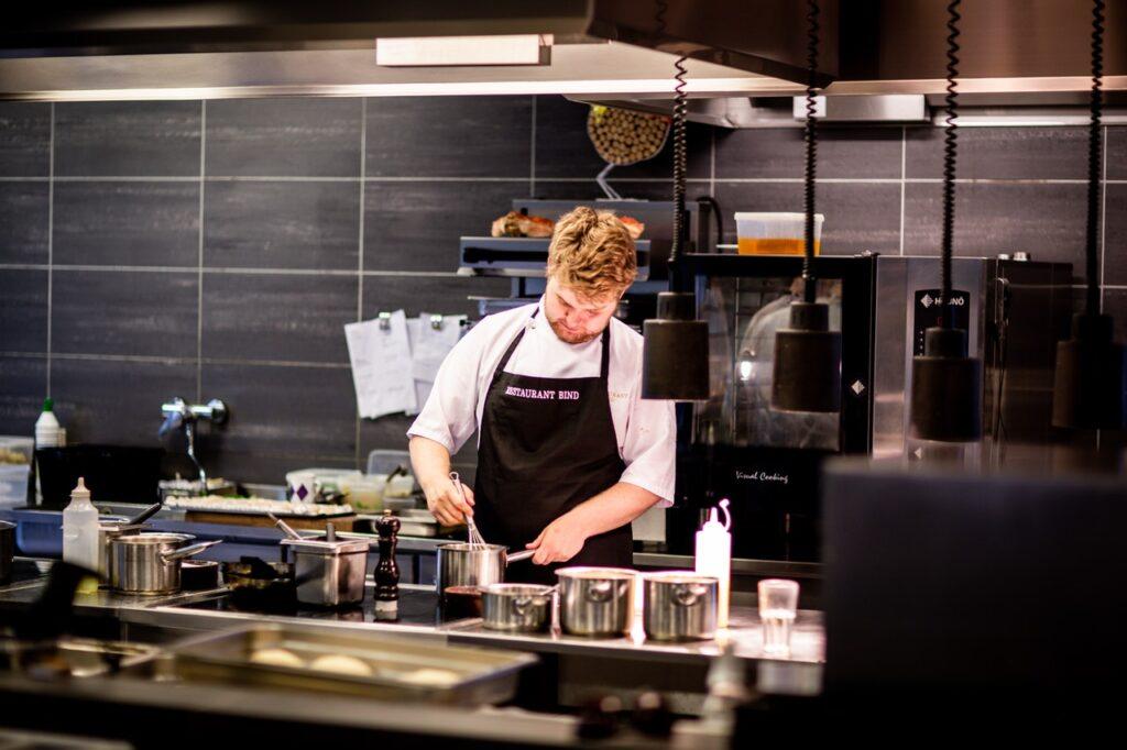 curso auxiliar de cocina